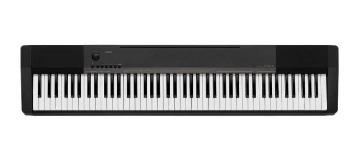Casio CDP-130 el-klaver sort