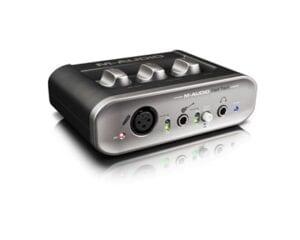 M-Audio Fast Track MKII