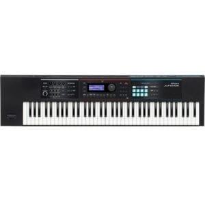 Roland Juno DS 76 Syntheziser, digital synthesizer, analog synthesizer, novation summit, roland d-05, moog grandmother