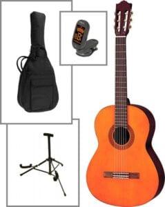 Yamaha C40 spansk guitar