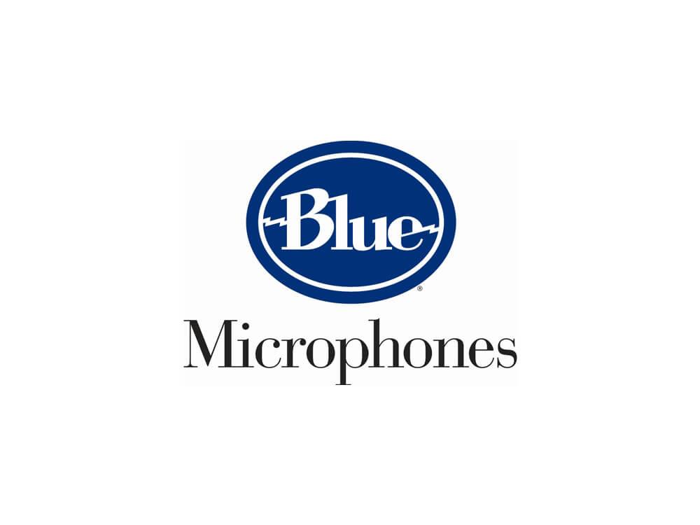 blue microfones