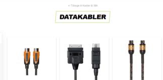 datakabler til netværk