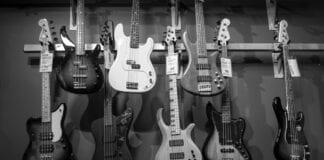 guitar stativer