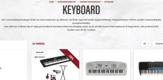 keyboard bedst i test