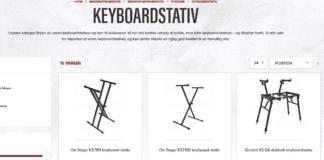 keyboard stativ