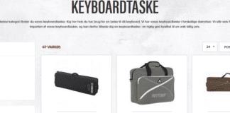 keyboard taske
