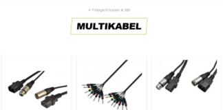 multikabel xlr stagebox