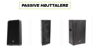passiv højttaler