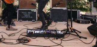 guitar pedaler og effekter