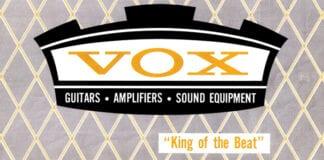 vox forstærkere
