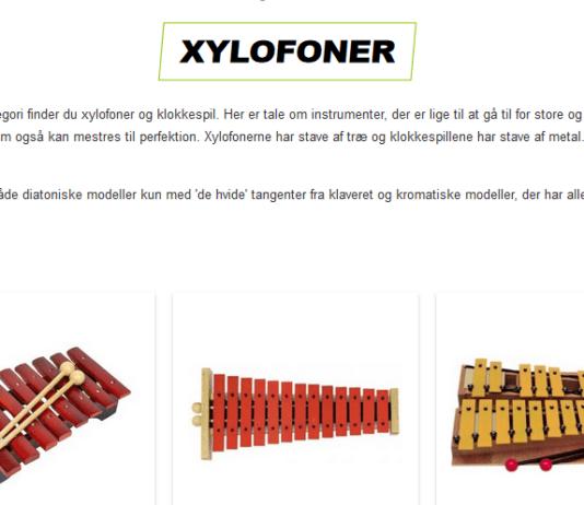xylofoner