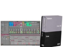 Ableton Live 10 Suite Software, download