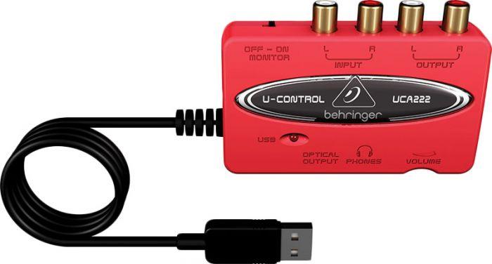 Behringer UCA222 U-Control