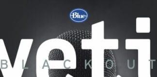 Blue Yeti Mikrofon - Sort