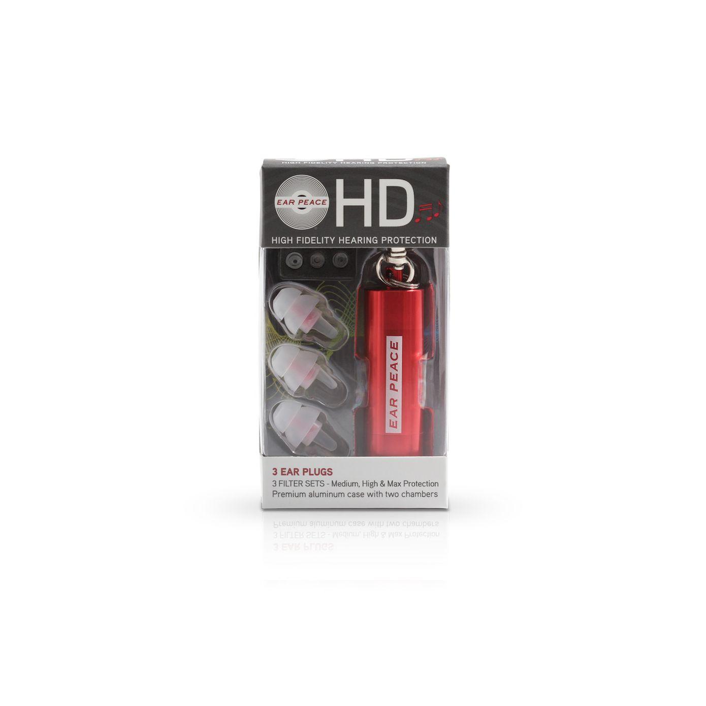 EarPeace HD Ear Plugs