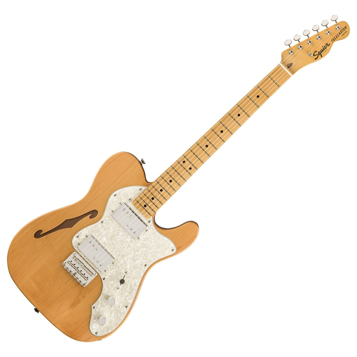Fender Classic '72 Telecaster Thinline Natural