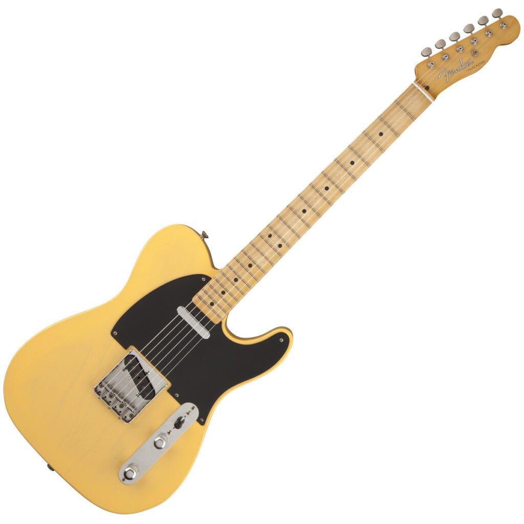 Fender Road Worn '50s Telecaster Blonde