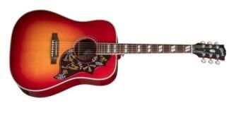 Gibson Hummingbird 2019 western-guitar vintage cherry sunburst