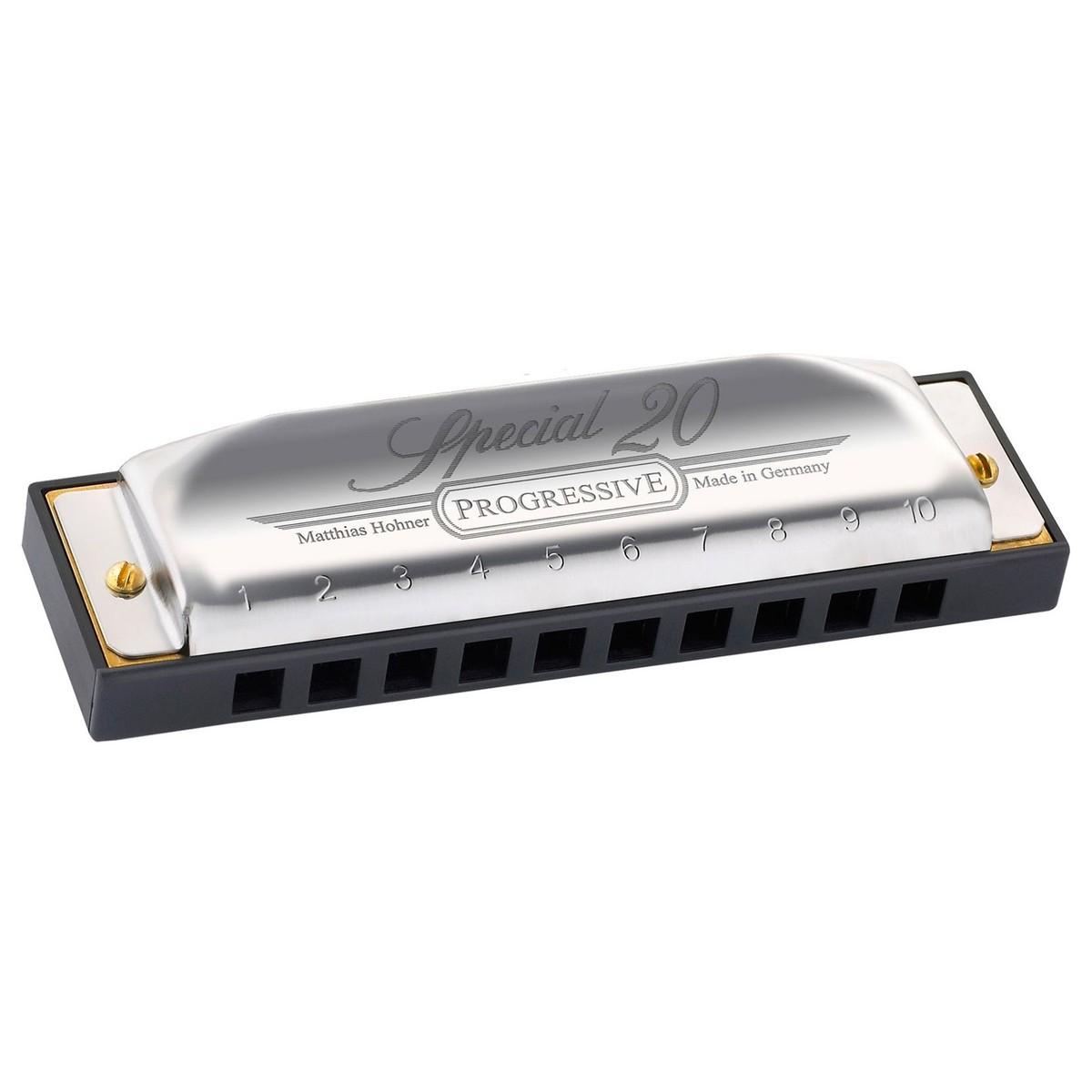 Hohner Special 20 C mundharmonika