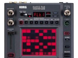 Korg Kaoss Pad KP3+
