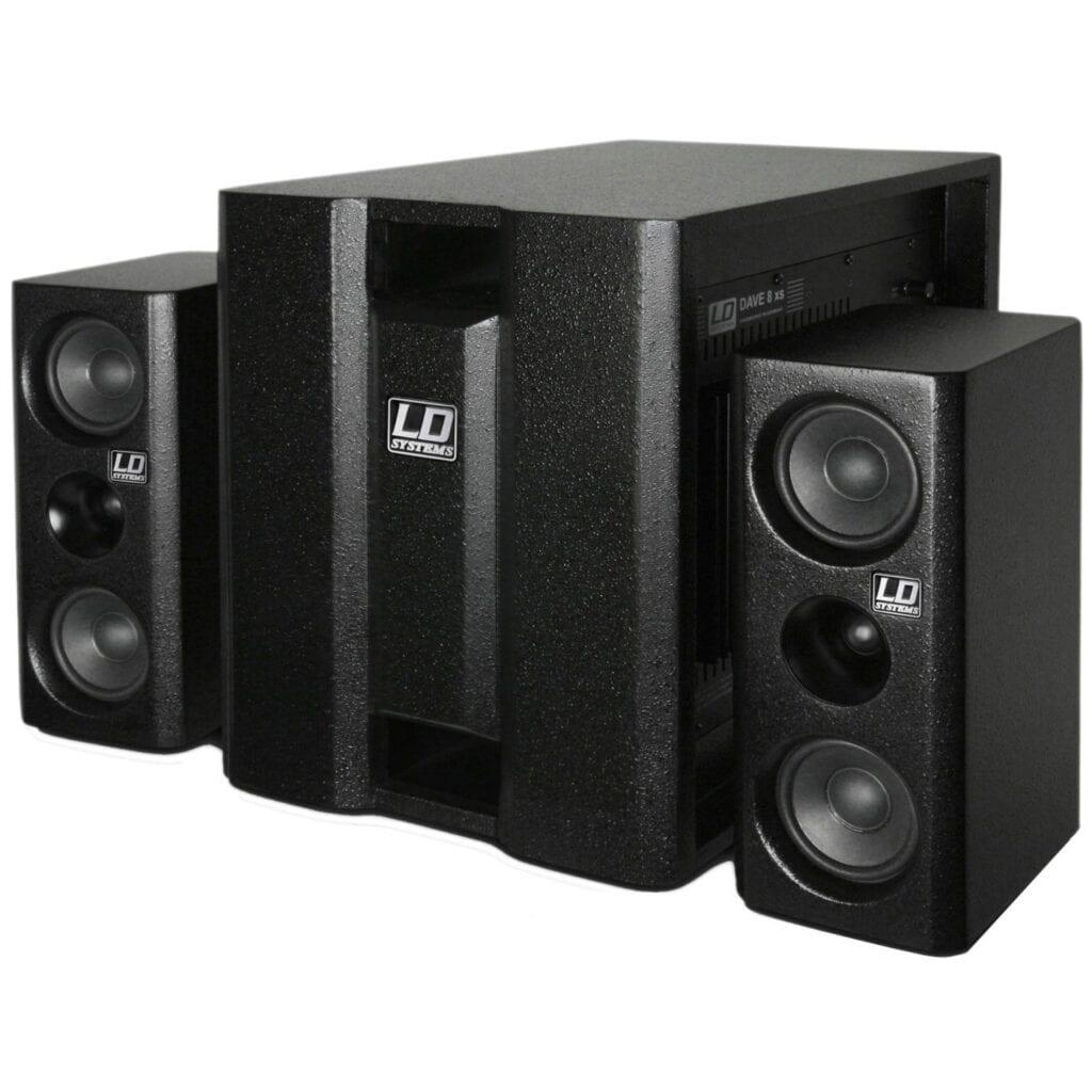 LD Systems DAVE 8 XS Aktiv Lydanlæg