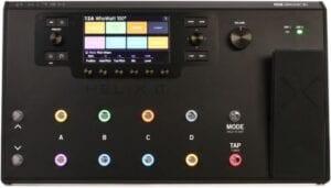 Line 6 Helix-LT multieffekt-pedalboard