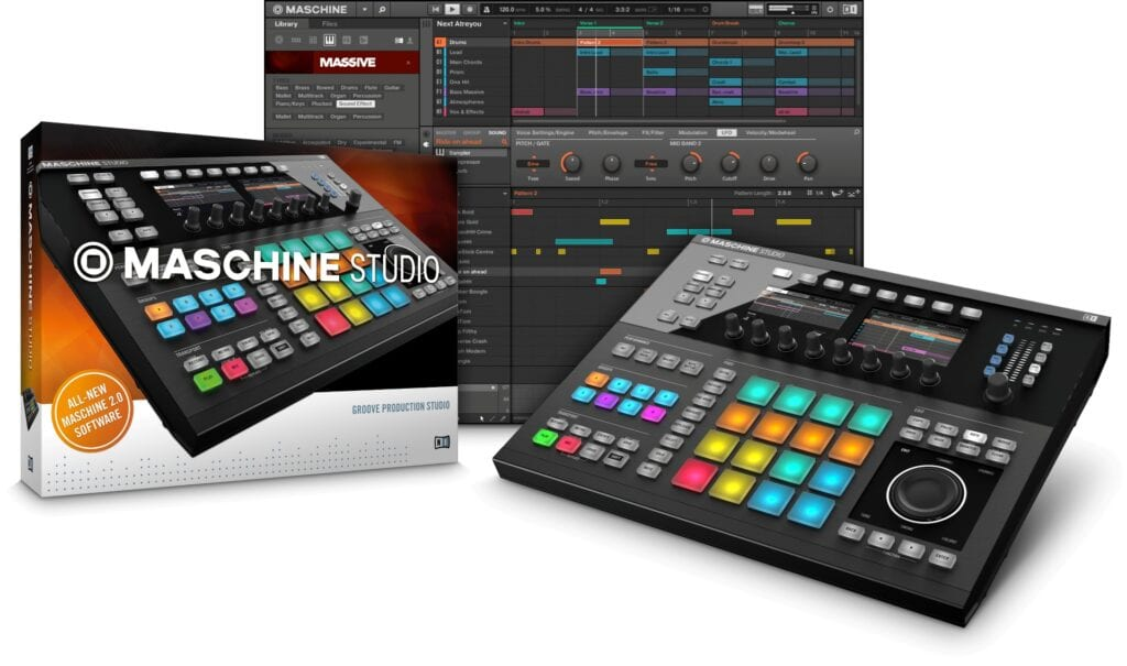 Native Instruments Maschine Studio