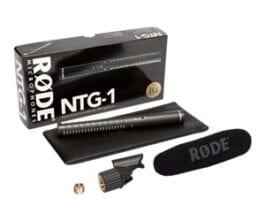 RØDE NTG-1