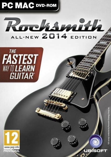 Rocksmith 2014 Edition PC/MAC Inkl. kabel