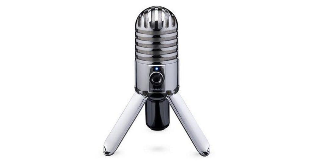 Samson Meteor USB mikrofon kondensator