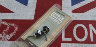 Supreme Strap Lock Set Black
