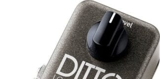 TC Electronic Ditto Looper guitar-effekt-pedal