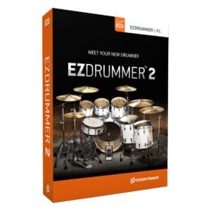 Toontrack EZdrummer 2