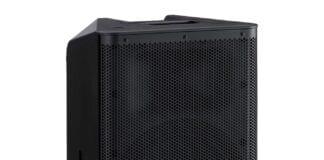 Yamaha DXR10 aktiv højttaler