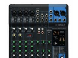 Yamaha MG10XU mixer