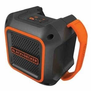 Black+Decker bluetooth højtaler 18V BDCSP18N