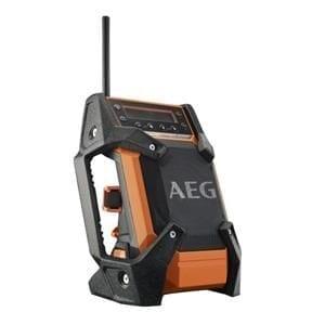 AEG BR 1218C-0 arbejdsradio AM/FM/DAB/DAB+