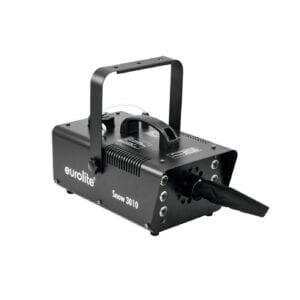 EURLITE Snow 3010 Hybrid snemaskine med LED