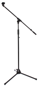 Ibiza mikrofonstativ me mikrofonholder zero
