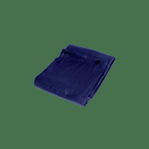 ProXL Molton Bagtæppe med øjer - blå