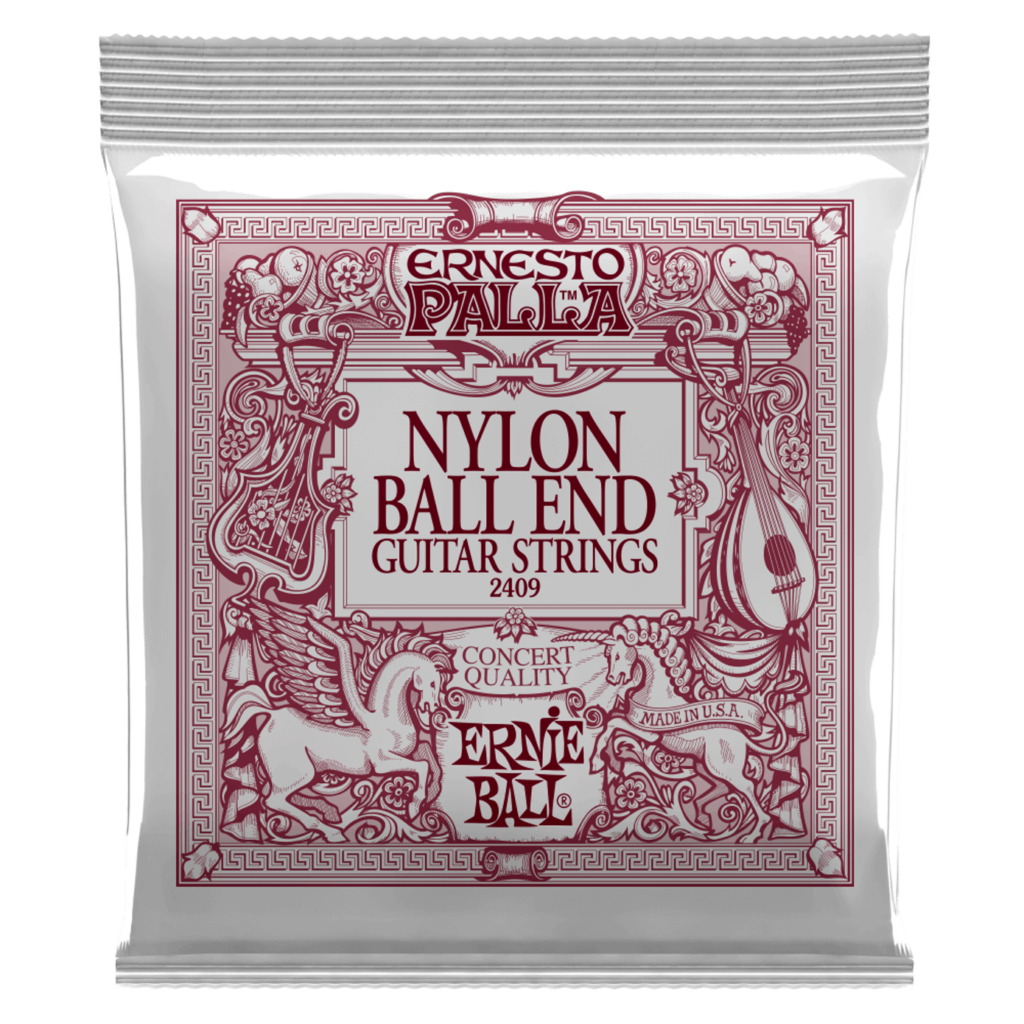 ernie ball nylon guitarstrenge