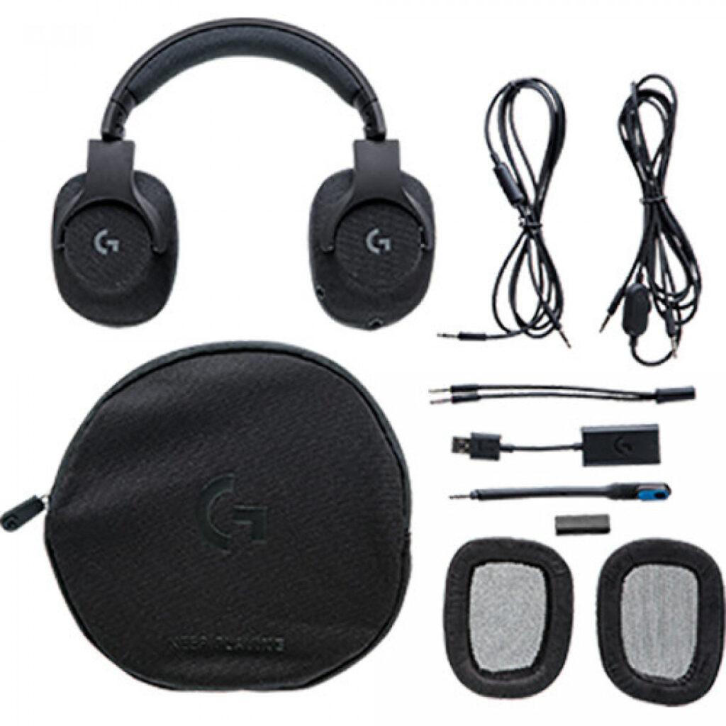 Opsummering af gaming høretelefoner test logitech