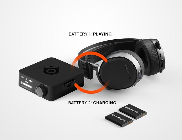 SteelSeries Arctis Pro bedste i test høretelefon til gamere
