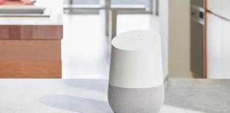 google home smart højttaler fra Google