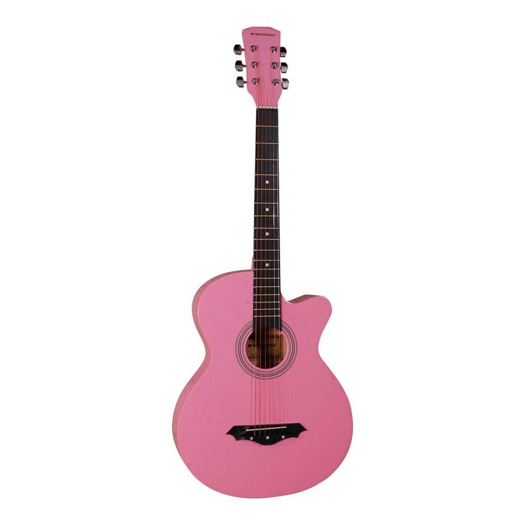 nf starter pk western guitar
