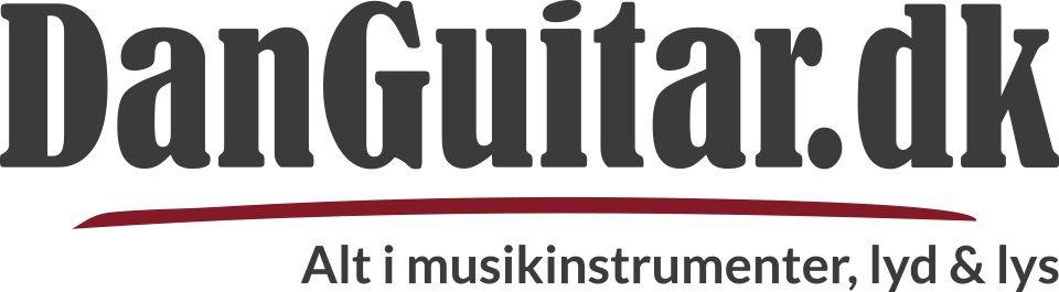 Danguitar.dk logo