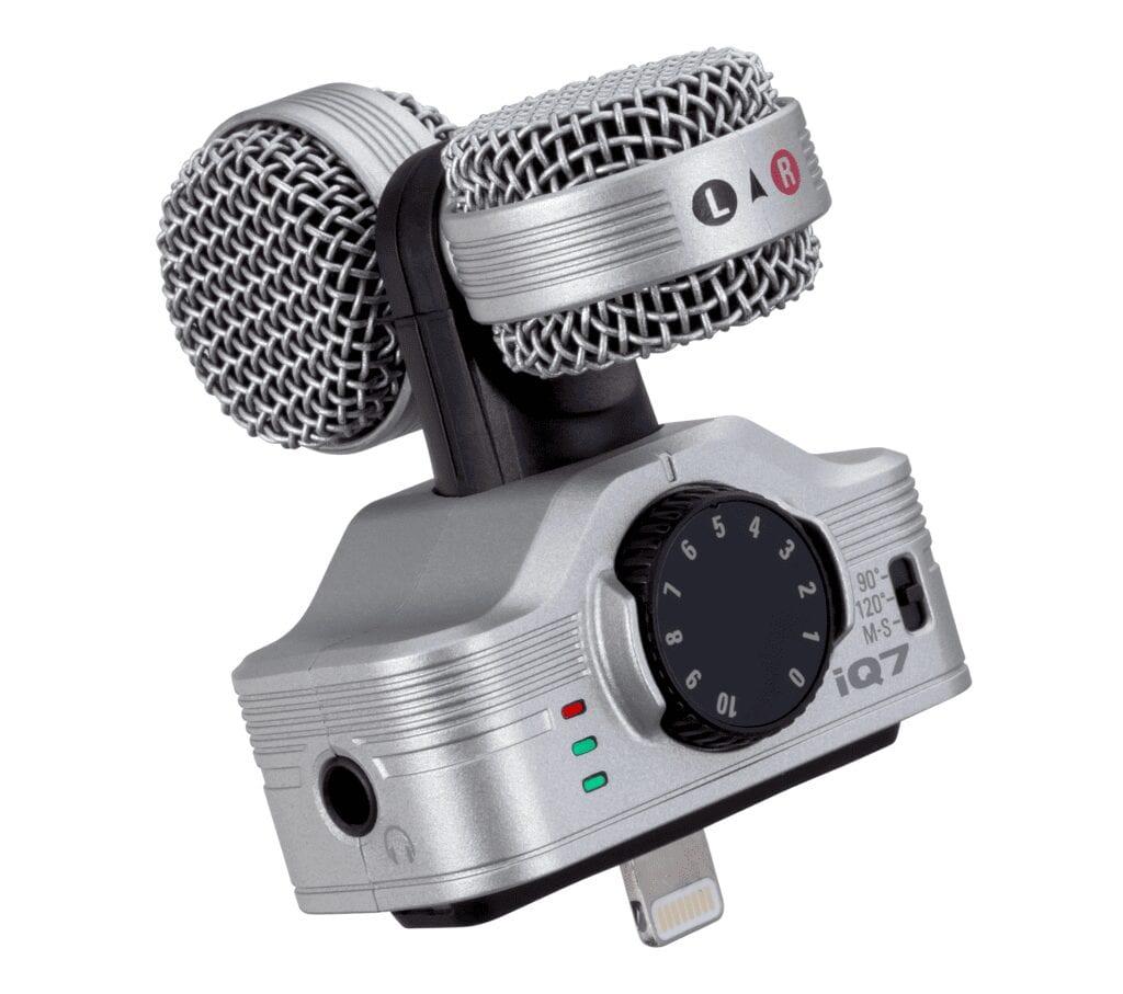 Allrounder iphone mikrofon