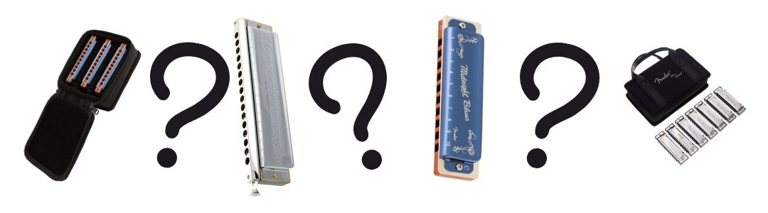 hvilken mundharmonika skal man vælge