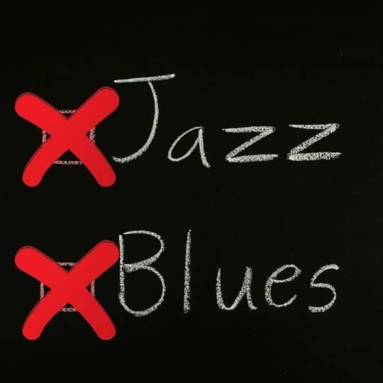 Mundharmonika til jazz og blues genre