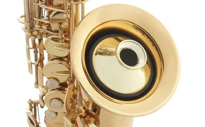 saxofon dæmper